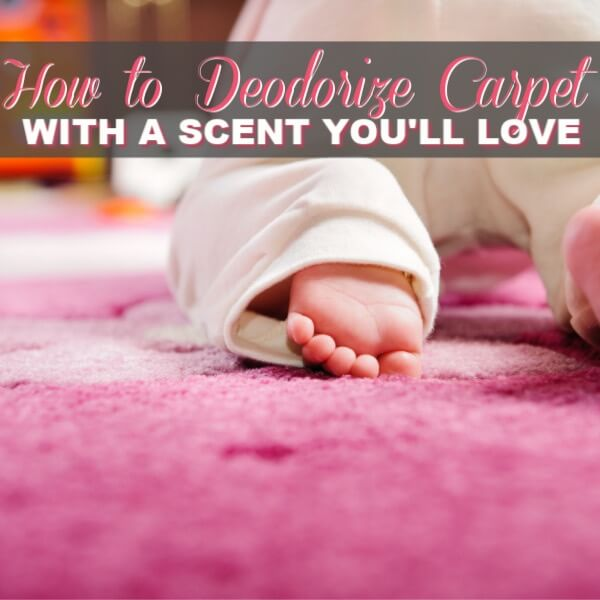 How To Deodorize Carpet (Or Rugs) With A Scent You