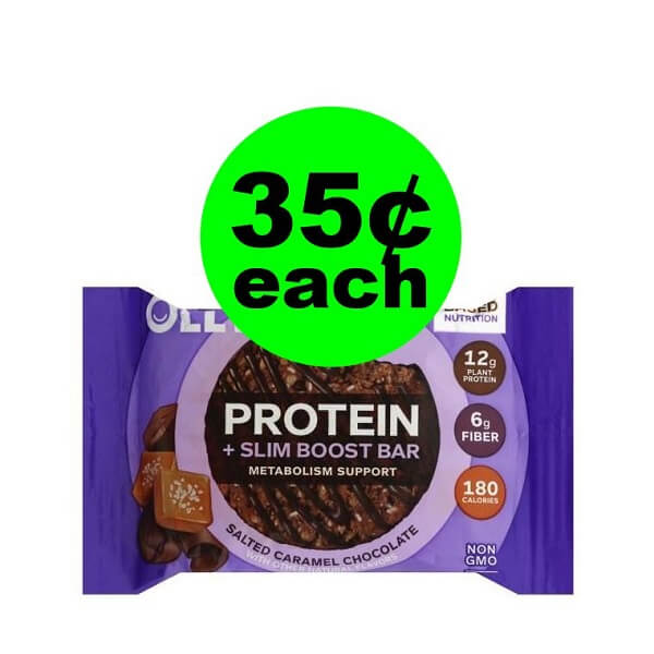 Publix Deal: 😍 35¢ Olly Protein Bars (Save 79% Off)! (Ends 4/20)