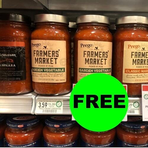 Publix Deal: 🤩 Print For 5 FREE Prego Farmer