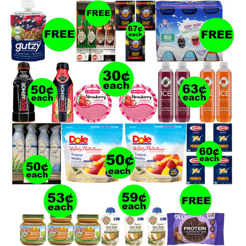 Publix Deals: Don't Miss 😄 7 FREEbies Plus 9 Deals $.67 Each Or Less! (Ends 1/22 or 1/23)