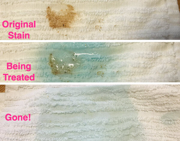 best laundry stain remover