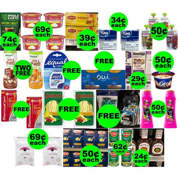 Publix Deals: 😁 9 Freebies Plus 12 Deals $.74 Each Or Less! (2/20-2/26 or 2/21-2/27)