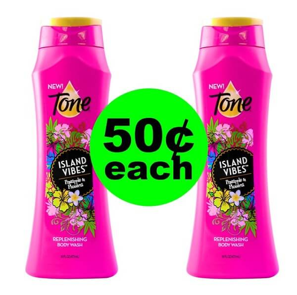 Sneak Peek Publix Deal: 🚿 50¢ Tone Body Wash (Save 82% Off, After Ibotta)! (2/20-2/26 or 2/21-2/27)