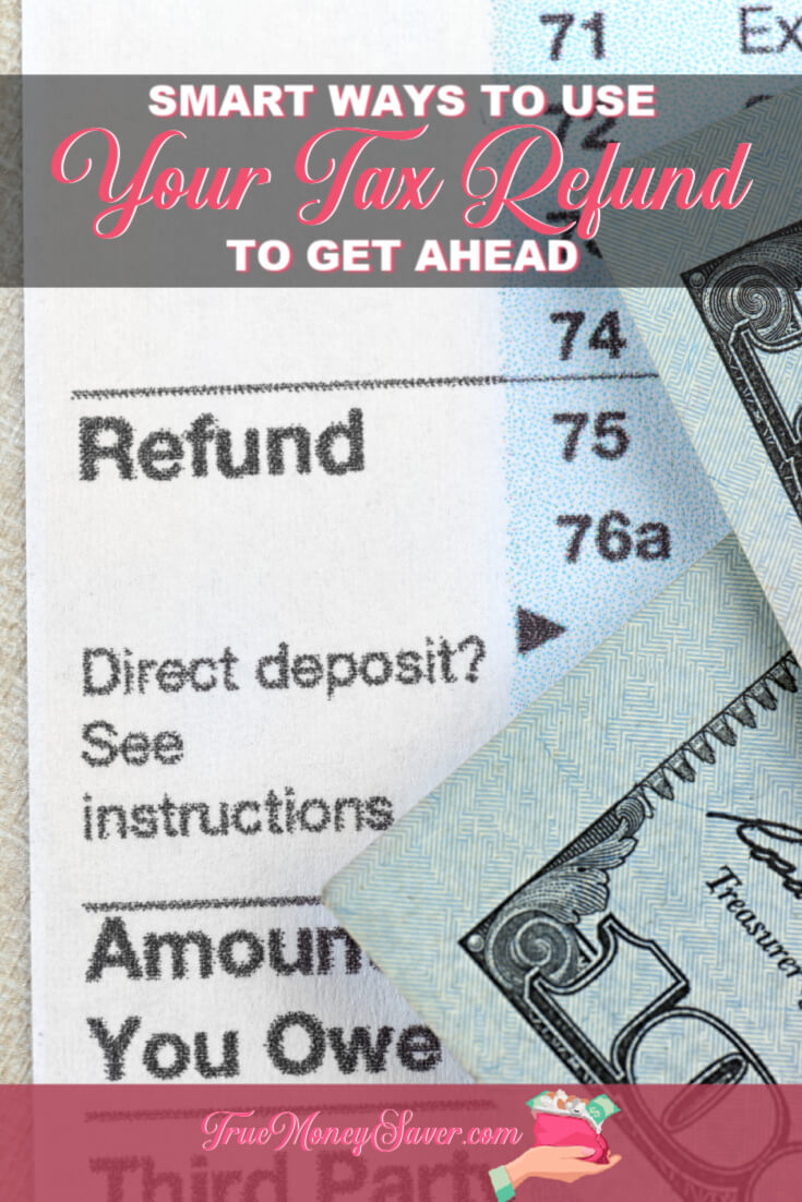 How To Use Your Tax Refund To Win For You This Year