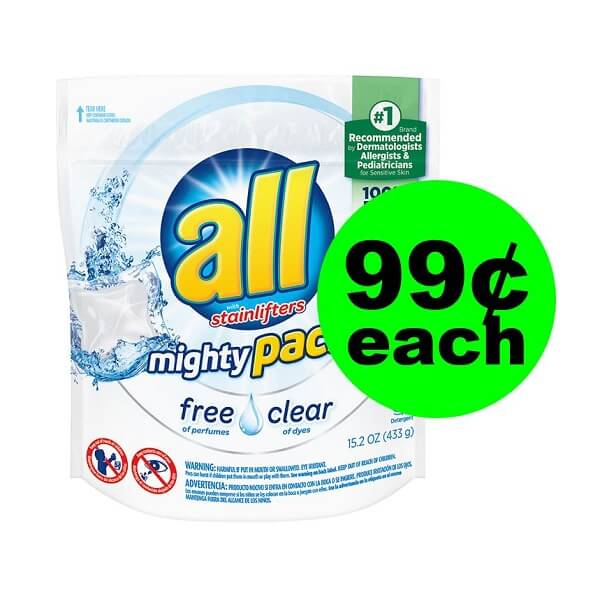 CVS Deal: 👚 99¢ All Mighty Pacs! (4/28-5/4)