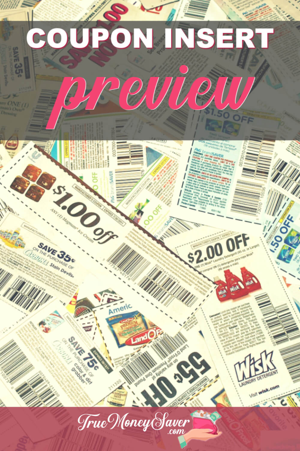 9/22/19 Coupon Insert Preview: (1) SmartSource, (1) RetailMeNot