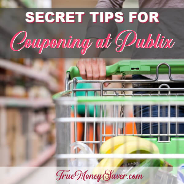 Insider Secrets To Save More Money When You Shop At Publix