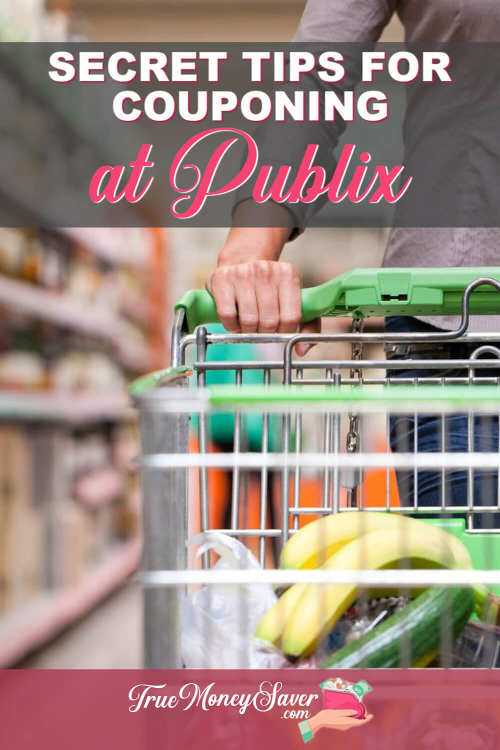 In addition to Publix BOGOs, there are many secrets to saving at Publix that you may not know. Check out these secret savings tips to save more at Publix! #couponcommunity #publix #savingmoney #truecouponing #debtfree