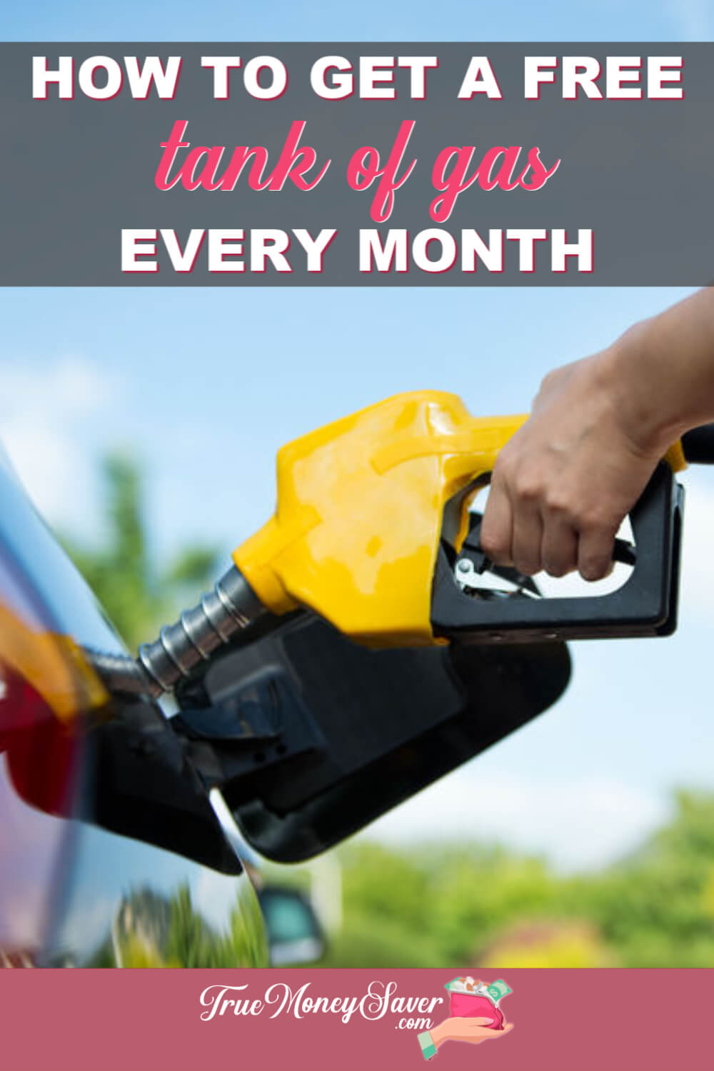 Cheap Gas: How To Get A FREE Tank Of Gas Every Month