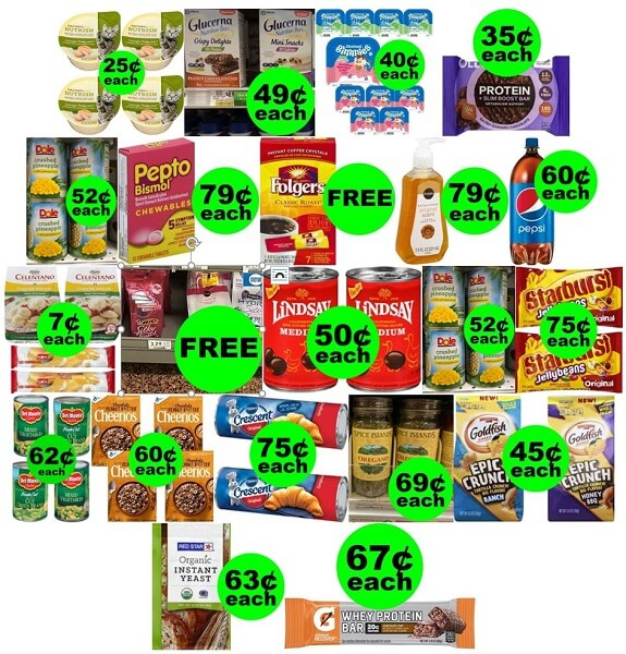 Publix Deals: Did You SEE The 🤩 2 FREEbies Plus 19 Deals $.79 Each Or Less? (Sale Ends Saturday, 4/20)
