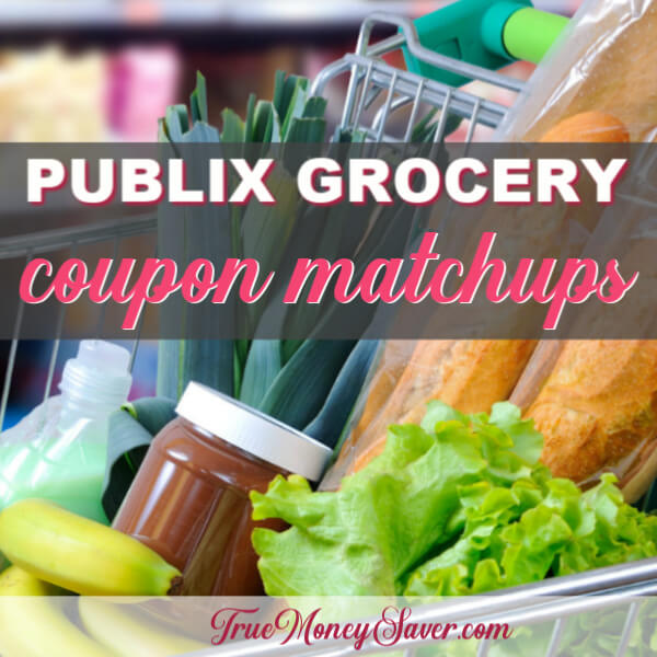 Publix Coupon Matchups 11/7-1/13 (Or 11/6-11/12)
