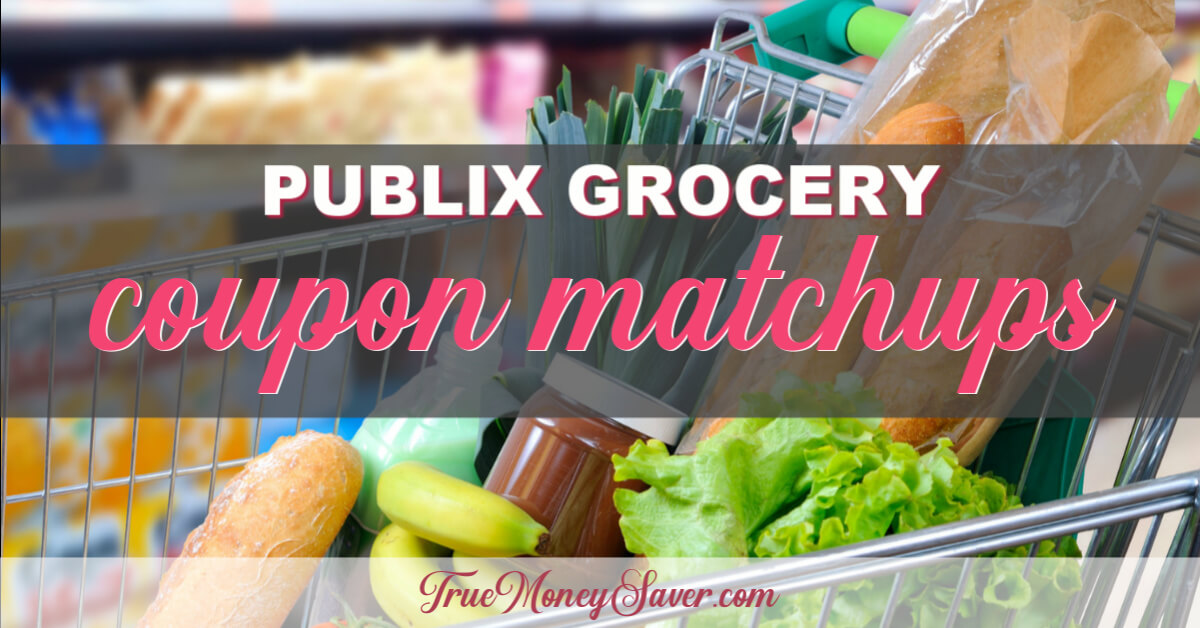 Publix Coupon Matchups 4/25-5/1 (or 4