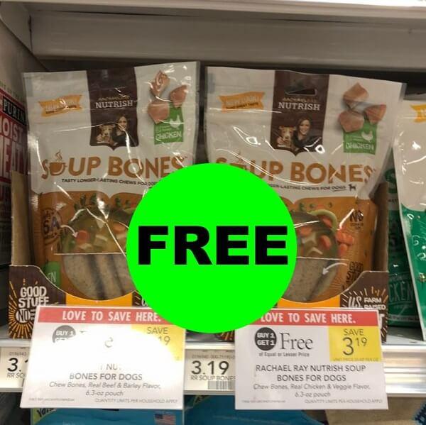 Sneak Peek Publix Deal: (2) FREE Rachael Ray Soup Bones! (10/23-10/29 Or 10/24-10/30)