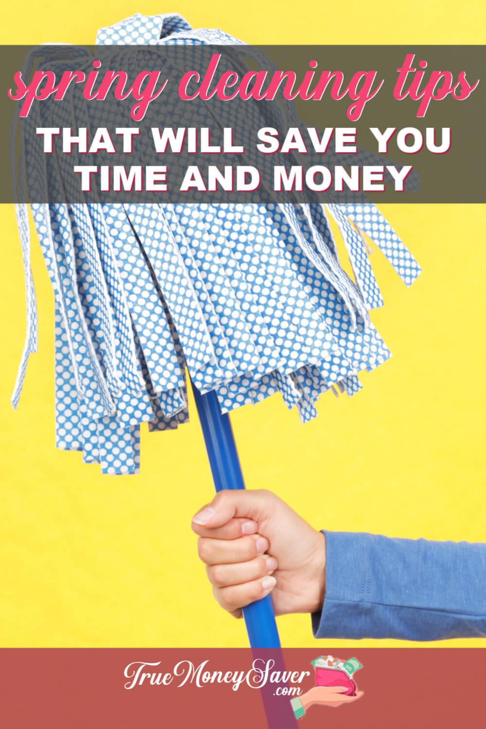 Spring Cleaning Tips That Will Save You Time And Money