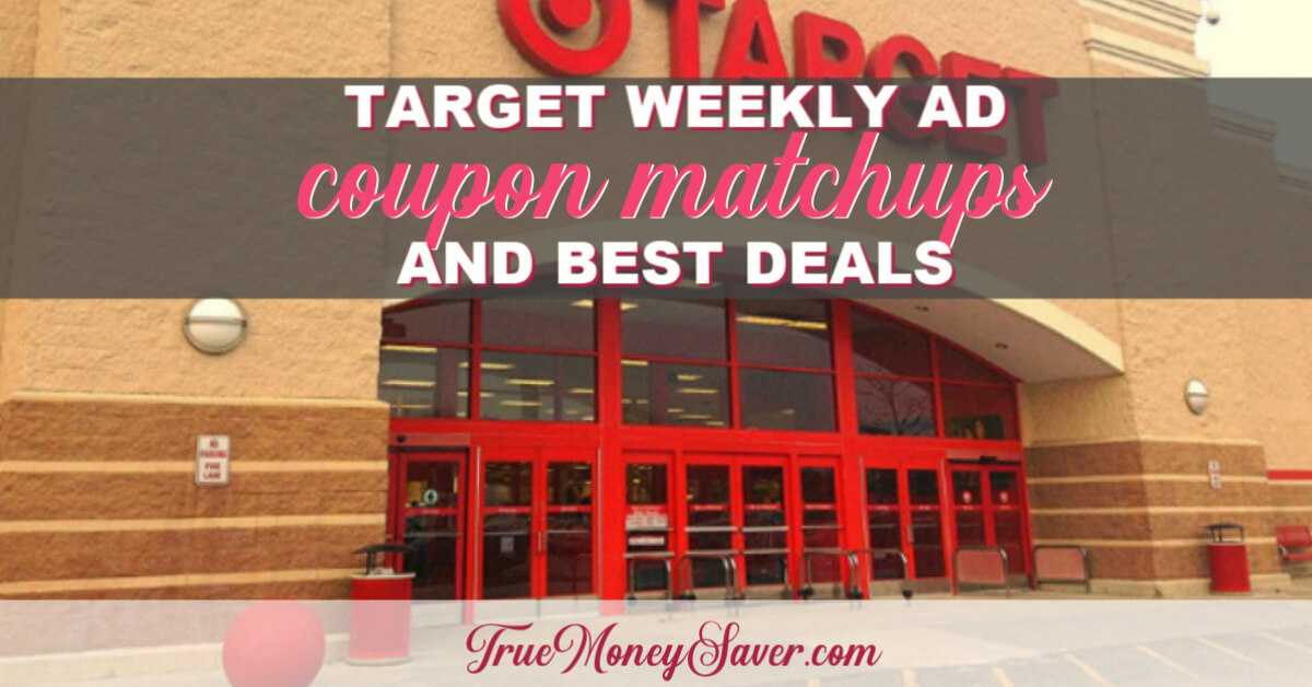 4527c3fba NOTE  This shopping list has deals from the CURRENT Weekly Target Ad AS  WELL AS deals from the Upcoming Target Ad!