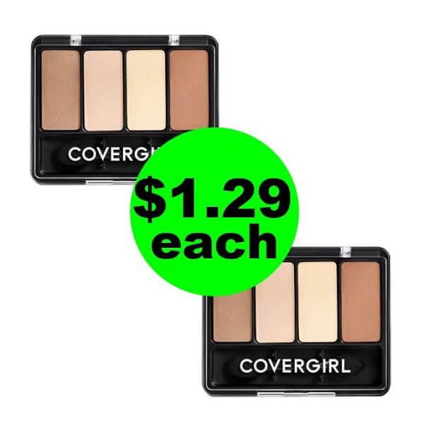 CVS Deal: 👀 $1.29 CoverGirl Eye Enhancer Kits (Save 79% Off)! (5/19-5/25)