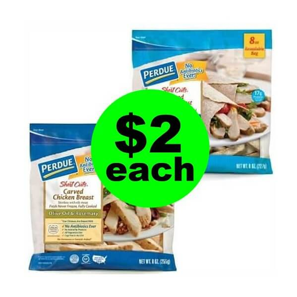 Publix Deal: $2 Perdue Short Cuts! (Ends 6/11 Or 6/12)