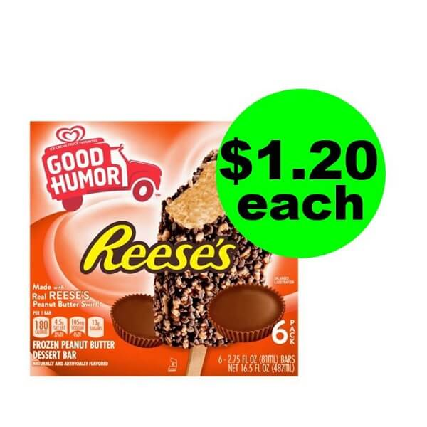 Publix Deal: 😋 $1.20 Good Humor Dessert Bars (After Ibotta + Fetch Bonus)! (6/12 Or 6/13-6/17)