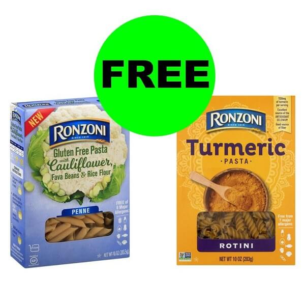 Sneak Peek Publix Deal: FREE + $0.76 Money Maker On Ronzoni Tumeric Or Cauliflower Pasta! (1/25-1/28 Or 1/29)