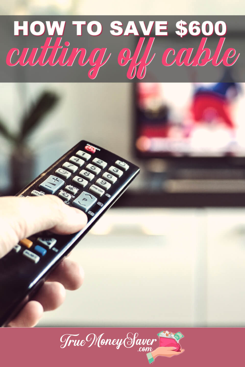 Is it time to cut out that hefty cable bill? You can cut it and still have too much to watch with these super saving tips! #truecouponing #savings #cable #debtfree #freedom