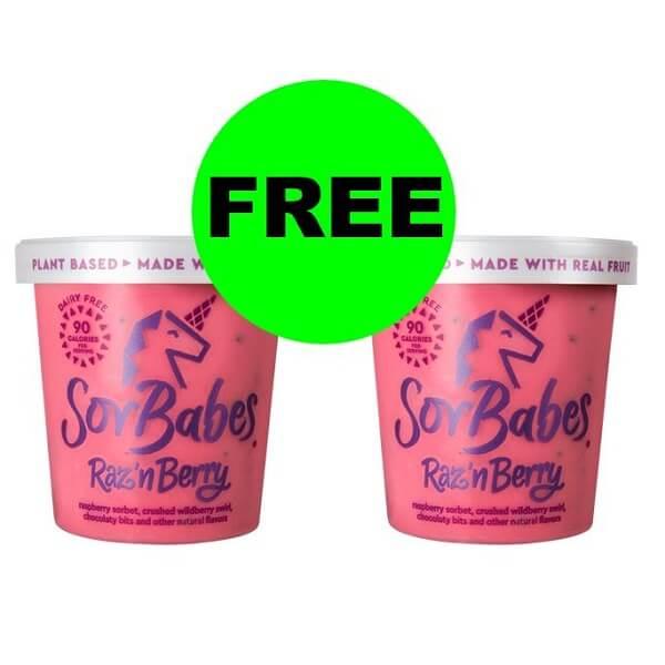 Publix Deal: 🍨 (2) FREE + 51¢ Money Maker On Sorbabes Sorbet (After Ibotta)! (Today, 5/15 Only!)