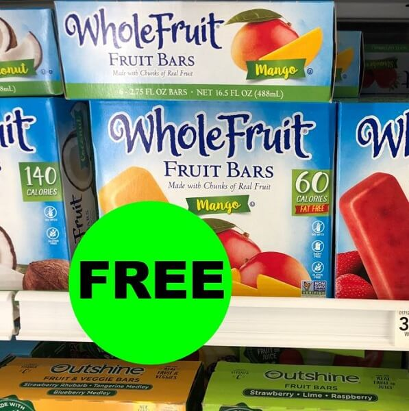 Publix Deal: 🍍 Up To (4) FREE Whole Fruit Bars (After Ibotta)! (6/5-6/11 Or 6/6-6/12)