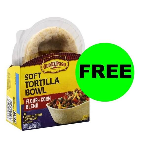 """Publix Deal: """"Clip"""" For FREE Old El Paso Tortilla Bowls! (Ends 8/21)"""