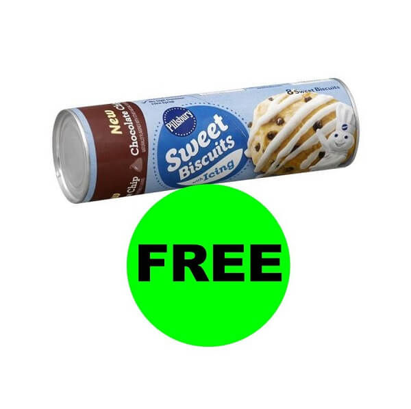 """Publix Deal: """"Clip"""" For FREE Pillsbury Sweet Bicuits Biscuits! (Ends 8/7)"""