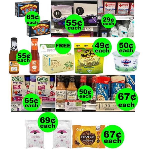 Publix Deals: Don't Miss 1 FREEbie Plus 11 Deals $.69 Each Or Less! (Ends 6/18 Or 6/19)