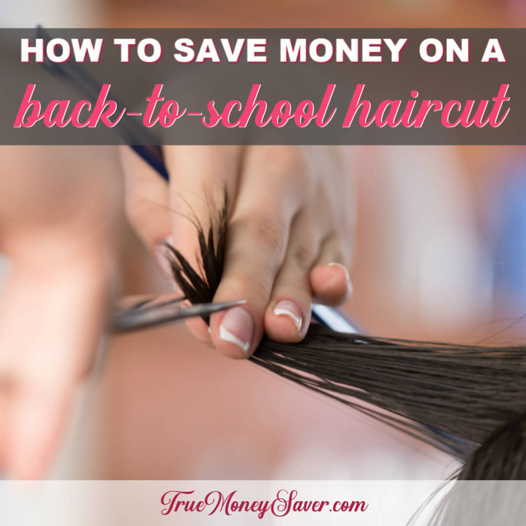 How To Save Money On Back To School Haircuts For Kids