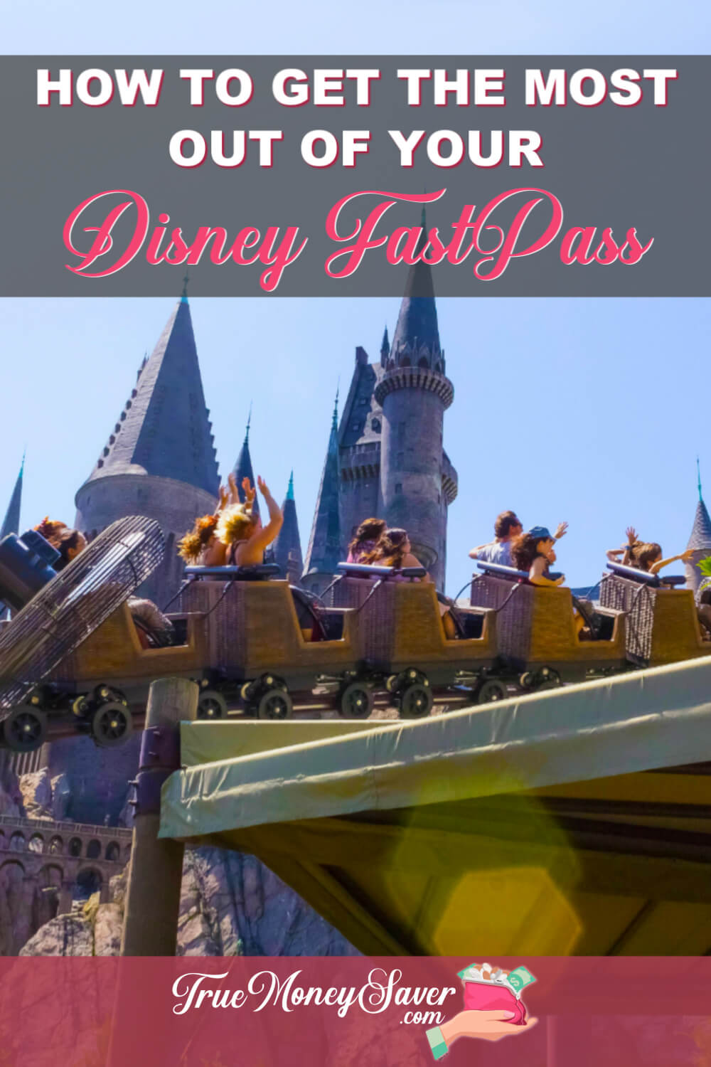 Heading to Disney soon? Don\'t wait to maximize your Disney Fastpasses with these important tips! #truecouponing #disney #familyvacation #fastpass #disneyworld #familyvacation #familyvacations #vacation #familytime