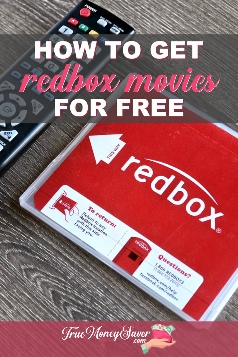 Redbox Free Movie Codes