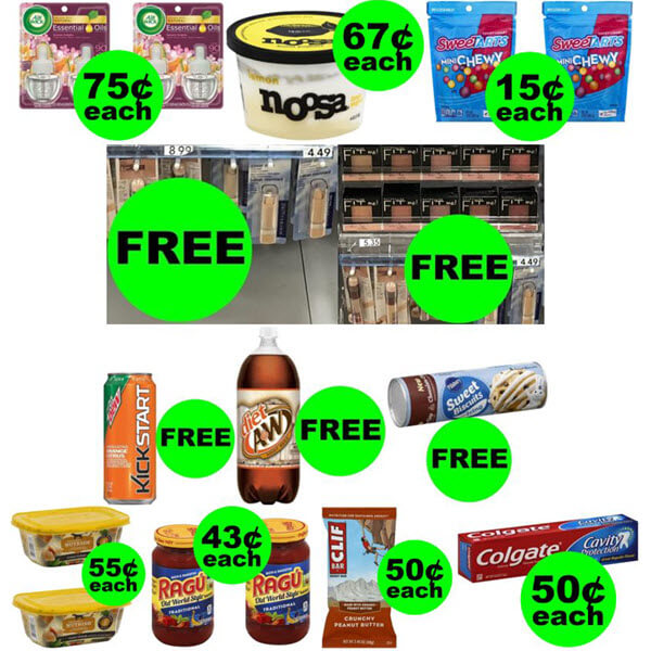 Publix Deals: 5 FREEbies Plus 7 Deals $.75 Each Or Less! (7/17-7/23 Or 7/18-7/24)
