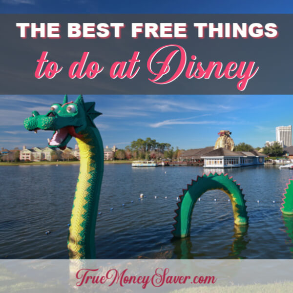 The Best Free Things To Do At Disney