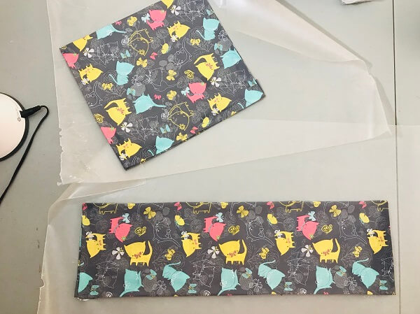 no-sew DIY heat pads