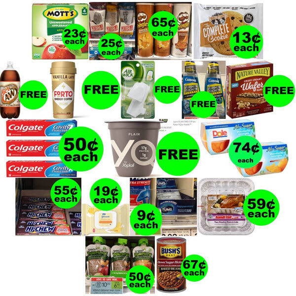 Publix Deals: Don't Miss 6 FREEbies Plus 12 Deals $.74 Each Or Less! (Ends 9/3 Or 9/4)