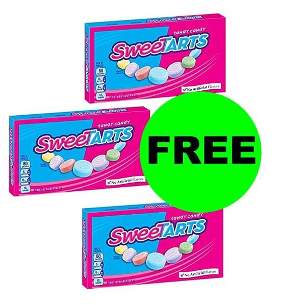 CVS Deal: (3) FREE SweeTarts Theater Boxes! (8/18-8/24)