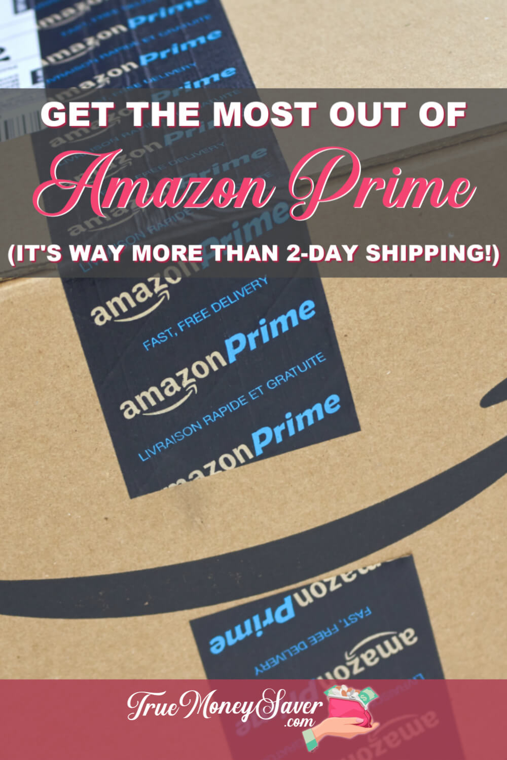 Are you getting all of your Amazon Prime benefits that there are to offer? Don\'t miss out on these other Amazon Prime membership benefits that will save you money! 