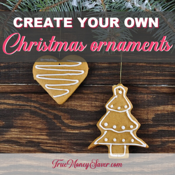 5 Easy & Cheap Christmas Ornaments To Make This Year