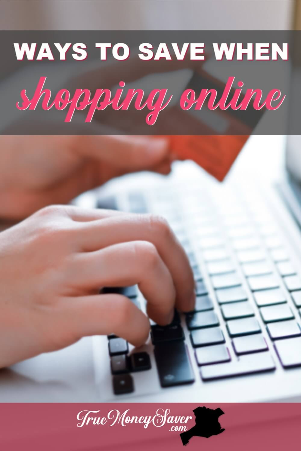 Saving money online isn\'t as hard as it used to be! Use these online shopping hack ideas to save you more this year! It\'s easier than you think. Start saving here!   #truemoneysaver  #savings  #shopping  #onlineshopping  #savingmoney  #shoppingonline #shoppingday #shoppingcart #onlineshoppingstore #onlineshoppingaddict #onlineshoppingcodes #onlinesavings