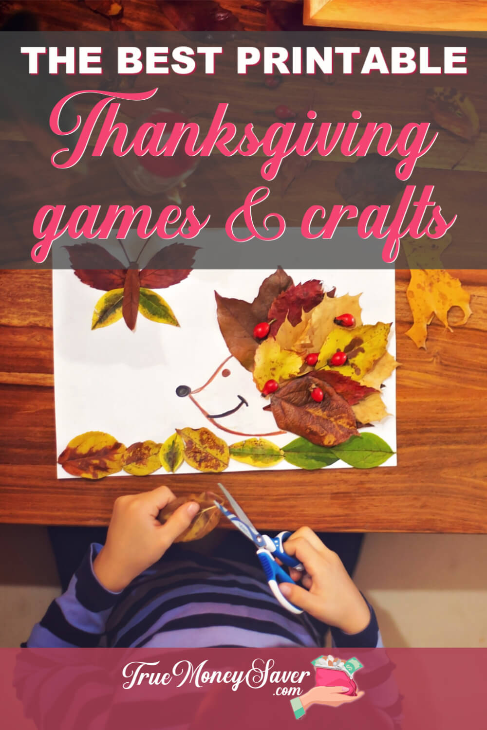 The Best Printable Thanksgiving Games & Crafts For More Fun