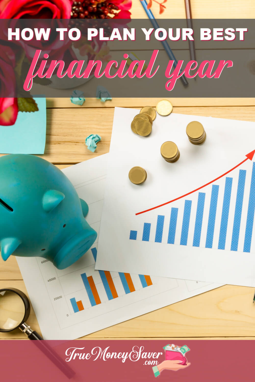 Ready to start your financial planning for the new year? Start with these financial planning tips for personal finance to get you on the right track! Plus, these family financial planning ideas will help your goals for creating your best financial year yet! Get started here!  #truemoneysaver #financialfreedom  #debtfree  #debtfreecommunity  #bestyearever #bestyear #bestyearyet #budgetplanning #financialplanning #planningforsuccess #planningforthefuture