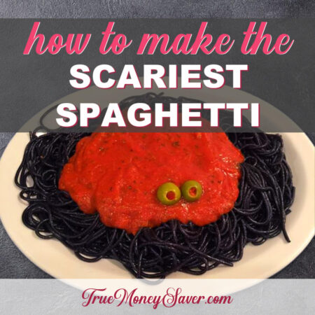 How To Make The Scariest Spaghetti Sauce Dinner For Halloween