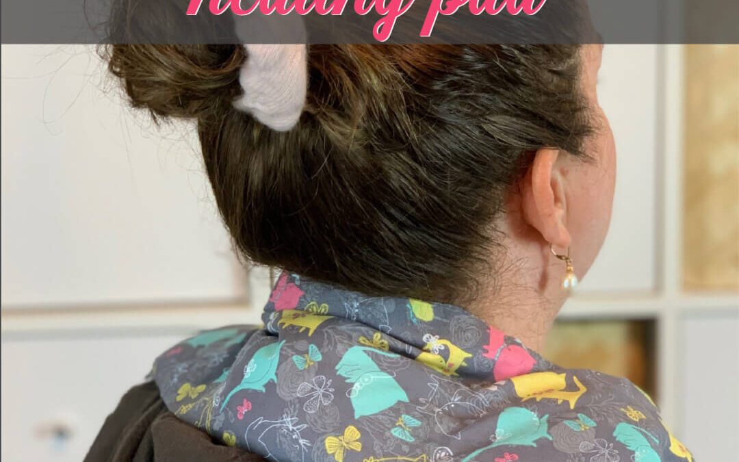 How To No-Sew The Best Heating Pad For Great Gifts {Homemade Christmas DIY Gift #19}