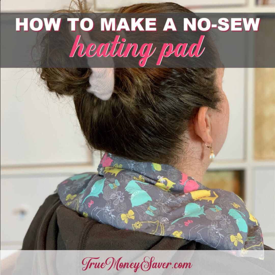 How To No-Sew The Best Heating Pad For Great Gifts
