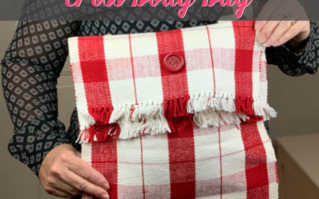 How To Make The Cutest Cross Body Bag Today