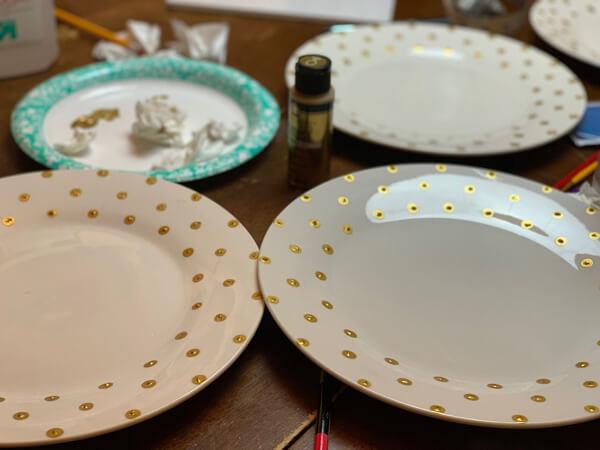 enamel paint crafts