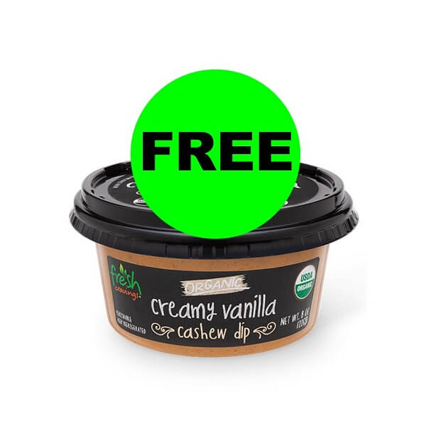 Publix Deal: (2) FREE + $2 Money Maker On Fresh Cravings Dip (After Ibotta)! (Ends 1/9)