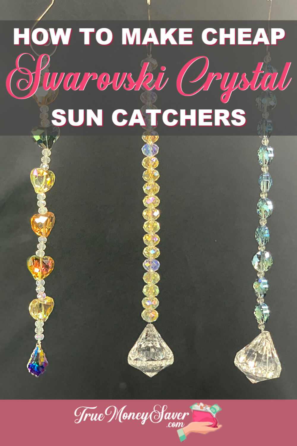 How To Make The Best Swarovski Crystal Sun Catcher Gifts