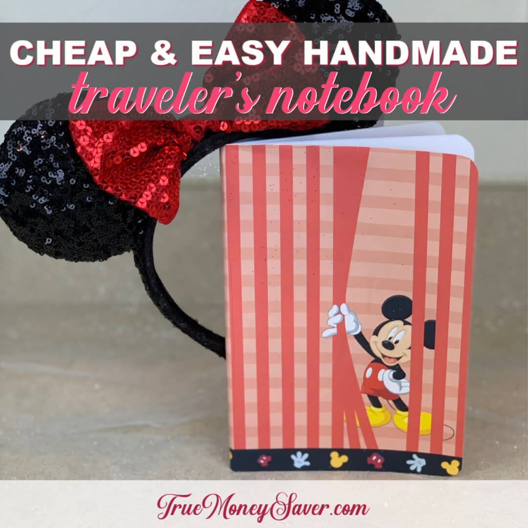 How To Make Handmade Traveler